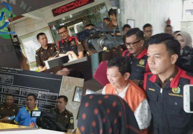 Mantan Direktur PDAM Tirta Prabujaya Ditangkap