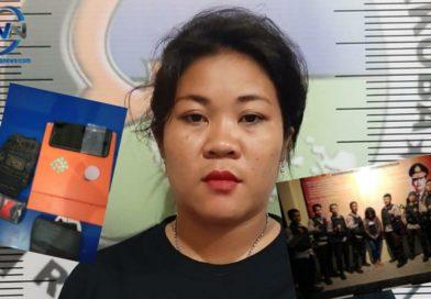 Timsus Tantura Amankan Wanita Pemilik 12 Butir Pil Ekstasi