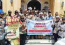 Polres Prabumulih Berbagi, Kegiatan Sosial Dan Pengamanan Tempat Ibadah Jum'at