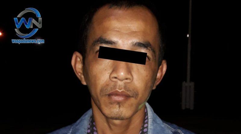 Masuk Bak Kamar Mandi Syahrul Diborgol Polisi