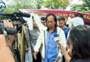 Aksi Damai Aliansi Pemuda Peduli Dana Pajak Rakyat (APP-DPR) Sumatera Selatan