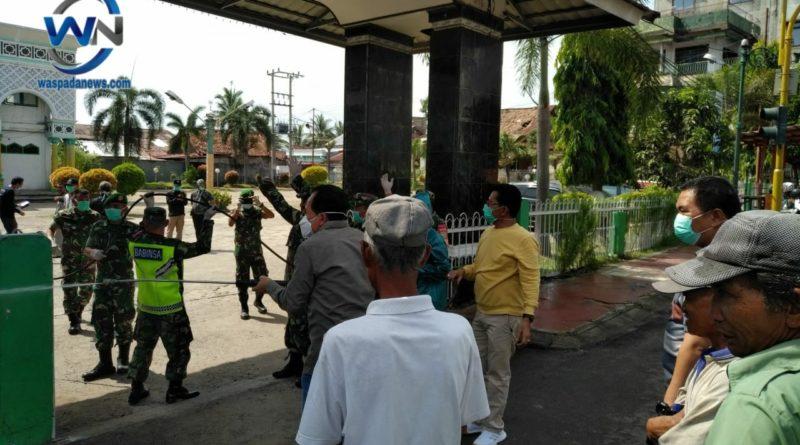 Gerak Cepat Pemerintah Kota Prabumulih  Antisipasi Penyebaran Covid-19