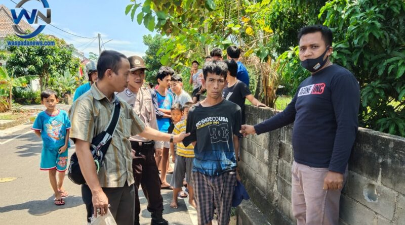 Pencuri di Kota Prabumulih Kepergok Pemilik Rumah Saat Beraksi