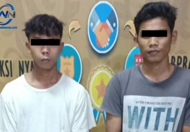 Berkelehi Bagai Jagoan, 2 Pemuda ini Malah Hajar Orang yang Ingin Melerai