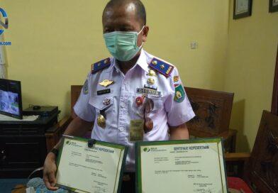 Dishub Kota Prabumulih Berikan PHL, TKS dan Jukir BPJS Ketenagakerjaan