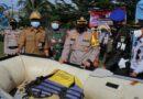 Waspada Bencana Alam, Polres Prabumulih Laksanakan Apel Gelar Pasukan Kesiapsiagaan Tanggap Bencana