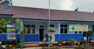 Rehab SDN 114 Palembang Lebih Cepat dari Jadwal yang Ditetapkan