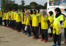 PBVSI Kabupaten Pali Berangkatkan 24 Atlite Voli