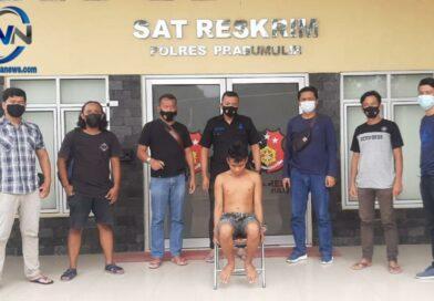 Satu Pelaku Jambret di Depan Rumdin Walikota Ditangkap Polisi