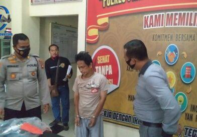 Pelaku Pembunuh Ibu Kandung di Kota Prabumulih Tertangkap