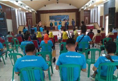 Orientasi dan Peningkatan Status PWI Kota Prabumulih