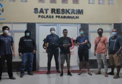 Pemain Togel Diringkus Team Gurita Polres Prabumulih