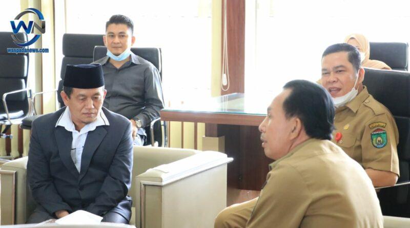 Walikota Berharap Ma'had Memberikan Inovasi Kepada Siswanya untuk Menghapal Al-Qur'an