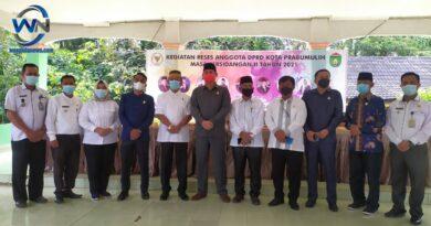 DPRD Kota Prabumulih Gelar Reses, Hasil akan Disampaikan ke Pemerintah Daerah
