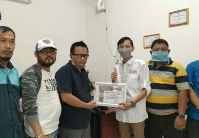 PWI Muba dan PD IWO Muba Jalin Sinergi Wadahi Profesi dengan Arah Positif